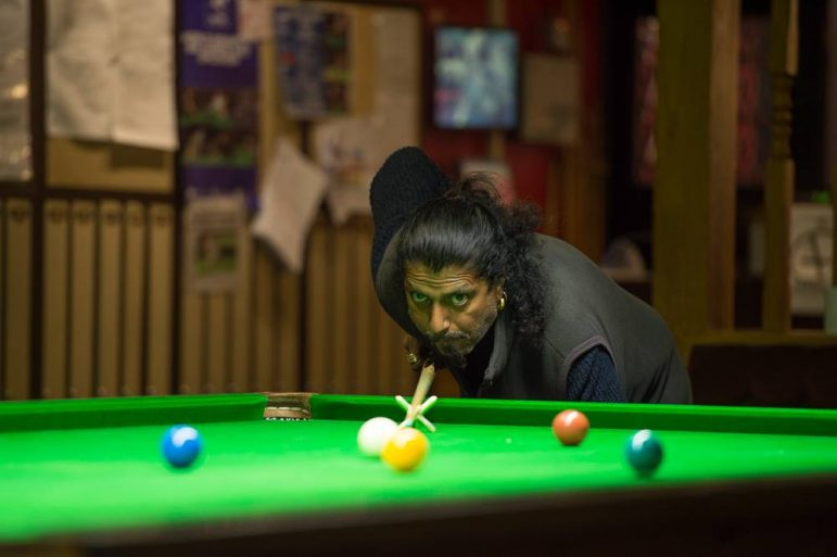 Action from the 2017 World Disability Billiards and Snooker (WDBS) Welsh Open in Cwmbran
