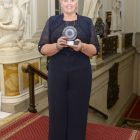 Inspirational care boss gets silver at the Wales Care Awards