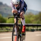 Cwmbran cyclist Zach Bridges bounces back from two accidents
