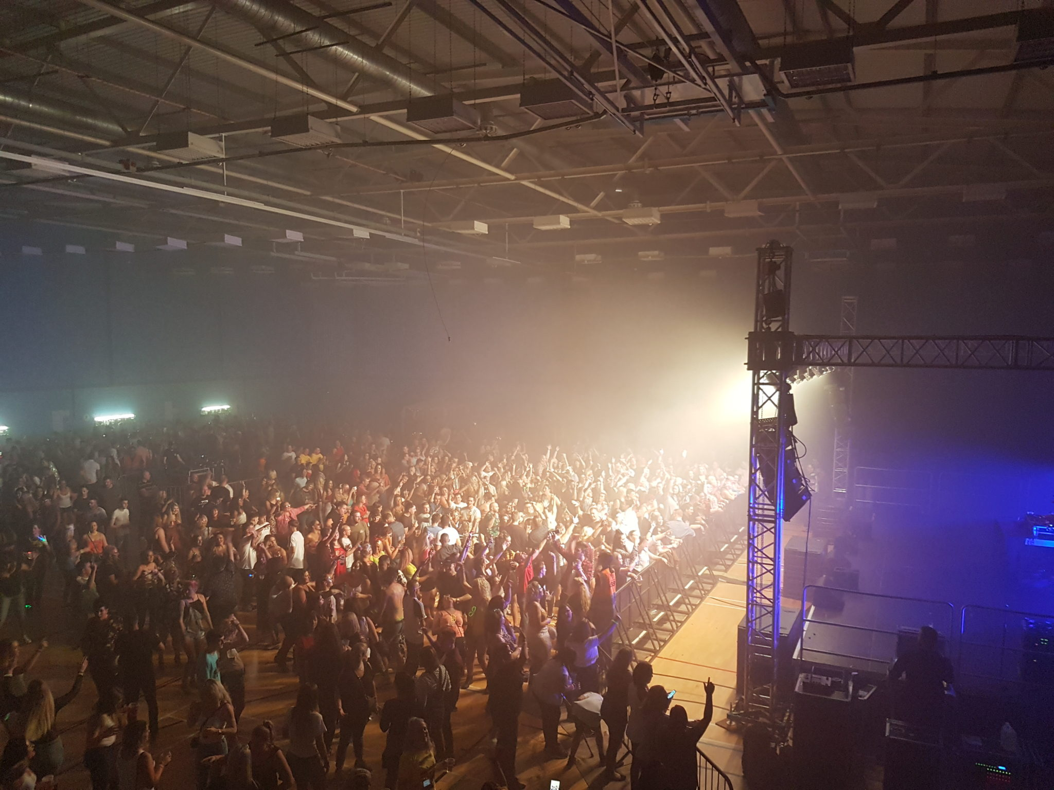 Clubland Classix at Cwmbran Stadium