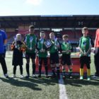 VIDEO: 19 Torfaen primary schools took part in a football tournament at Cwmbran Stadium