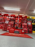 A display in Crossford Oil & Tool Supplies Ltd